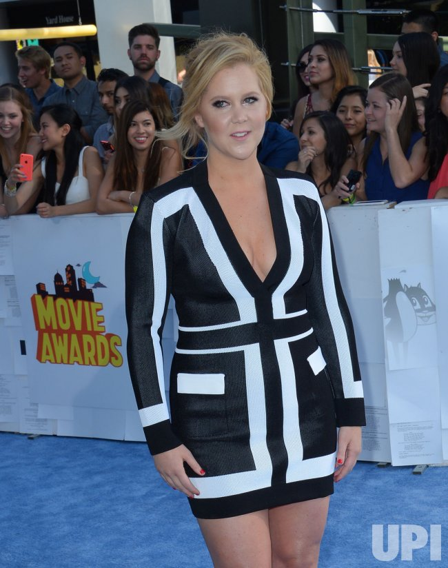 2015 MTV Movie Awards held in Los Angeles