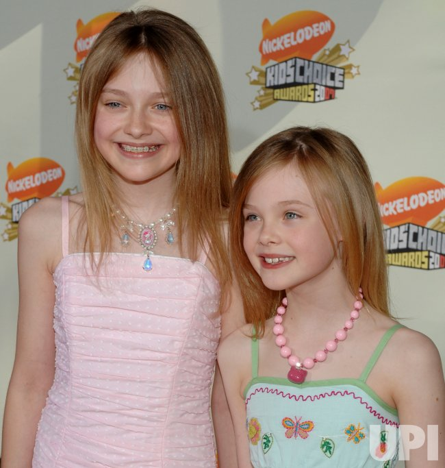 20TH ANNUAL KIDS CHOICE AWARDS IN LOS ANGELES