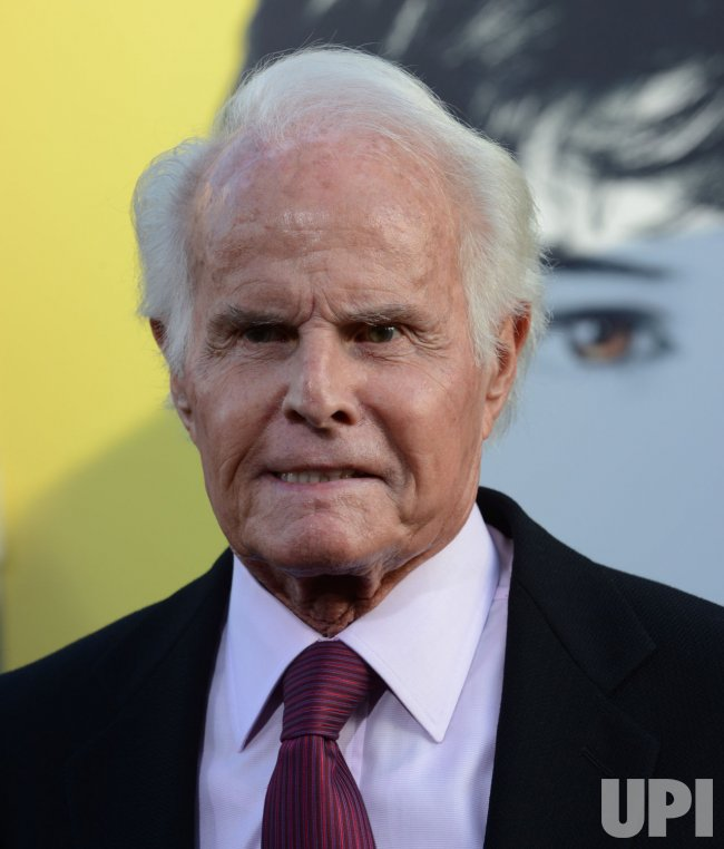 "Richard Zanuck attends the ""Dark Shadows"" premiere in Los Angeles"