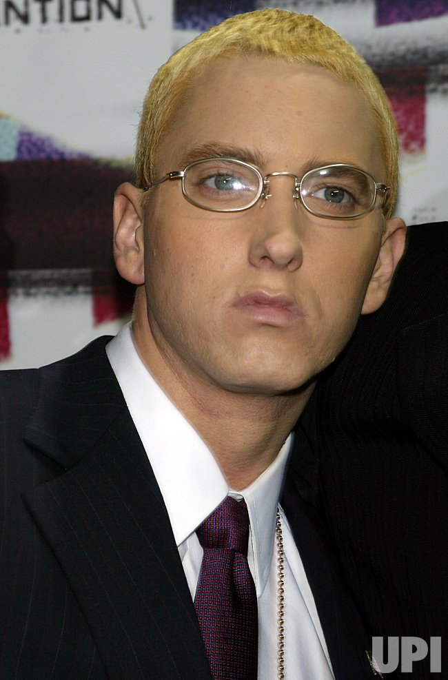 """EMINEM PARTY FOR """"SHADE 45"""" RADIO CHANNEL"""