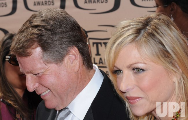 Ryan and Tatum O'Nealt attend the 8th annual TV Land Awards in Culver City, California