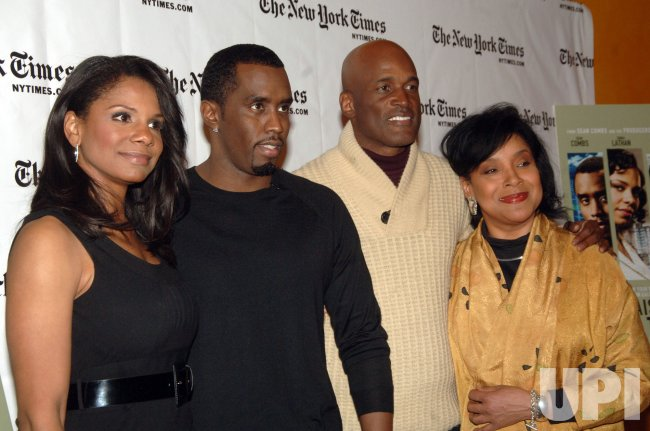 "Sean Combs stars in and executive produces his first movie ""A Raisin in the Sun"""
