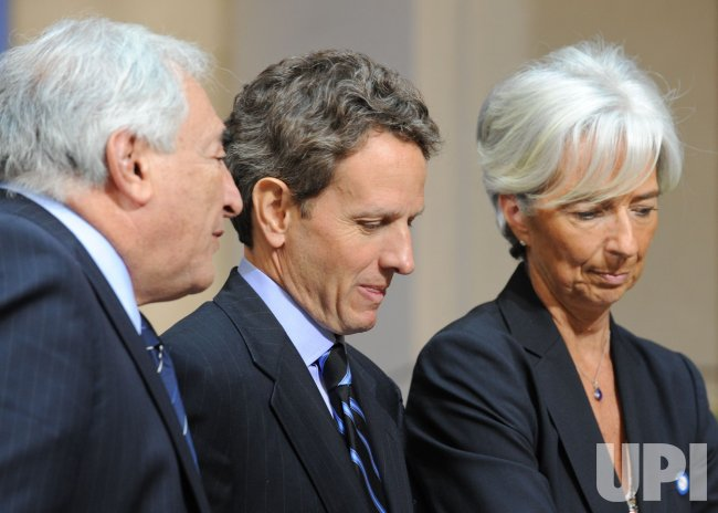 G-20 and Central Bank Governors convene for IMF/World Bank Spring Meetings in Washington
