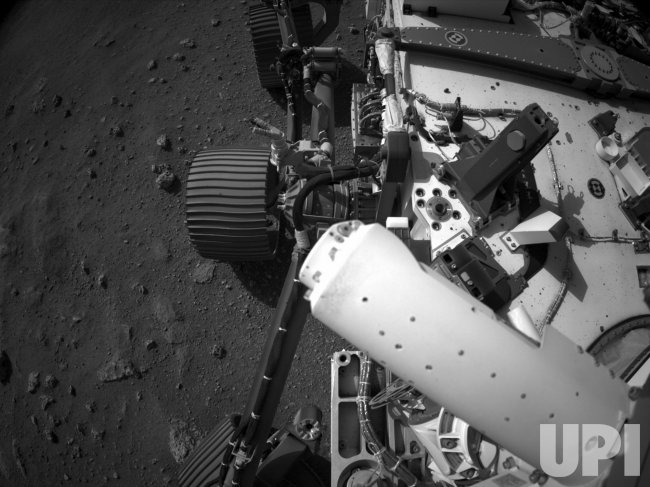 NASA's Perseverance Rover Transmits to Earth from the Surface of Mars - UPI.com
