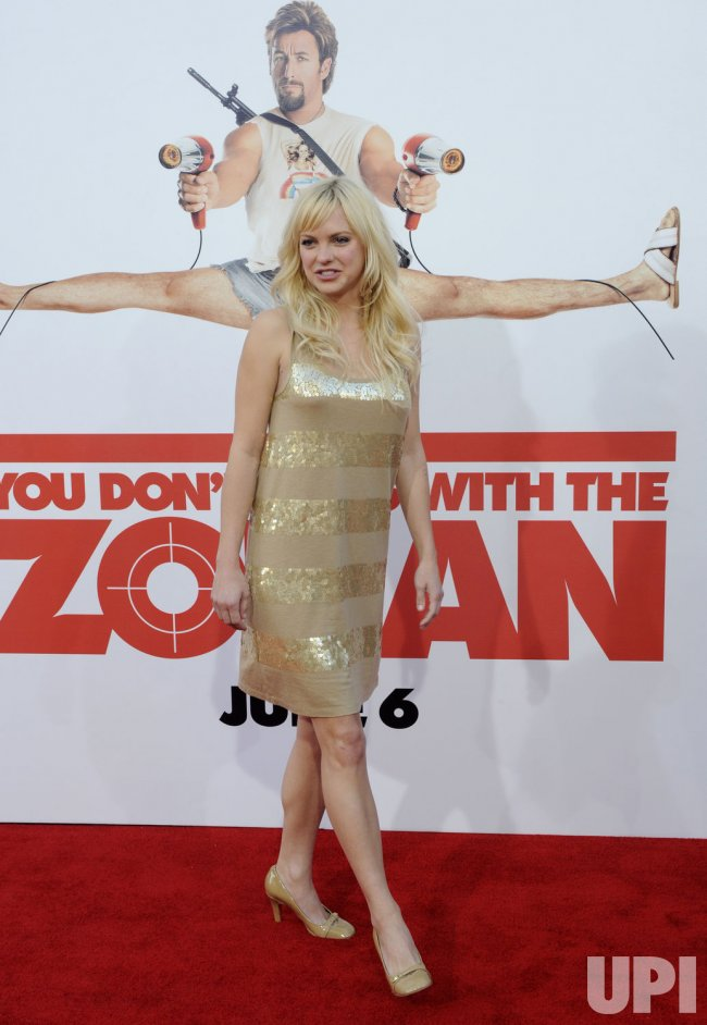 """""""You Don't Mess With the Zohan"""" premieres in Los Angeles"""