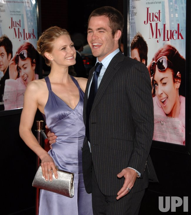 """JUST MY LUCK"" PREMIERE"