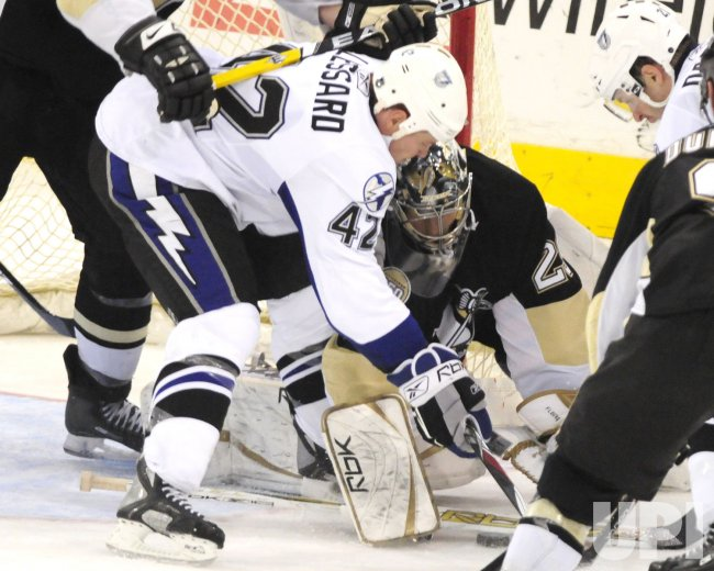 Tampa Bay Lightning vs Pittsburgh Penguins