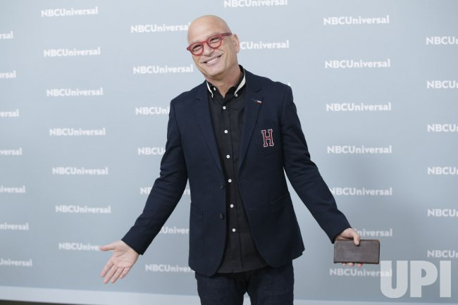 Howie Mandel at the 2018 NBCUniversal Upfront