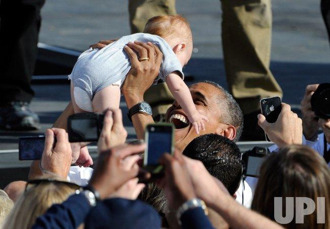 President Obama speaks campaign event in North Las Vegas