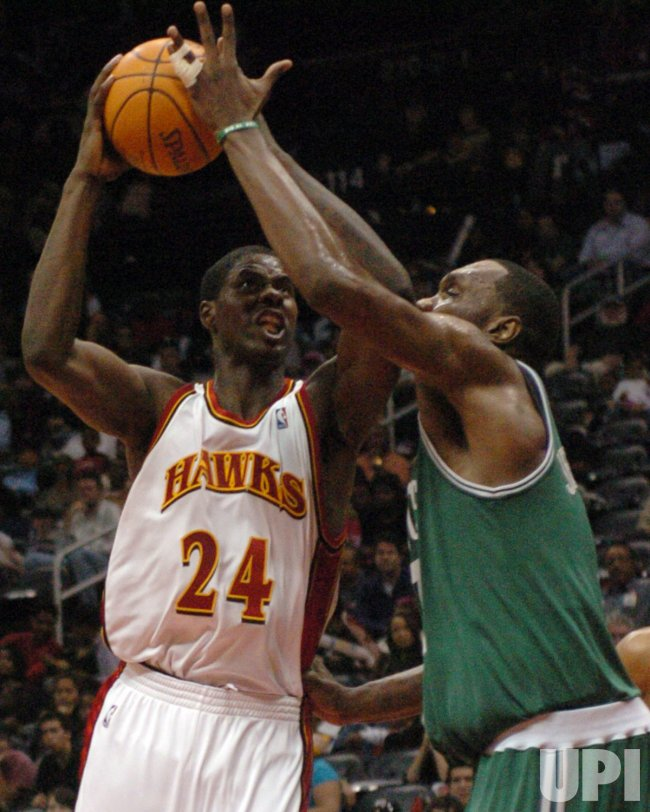 ATLANTA HAWKS VS BOSTON CELTICS