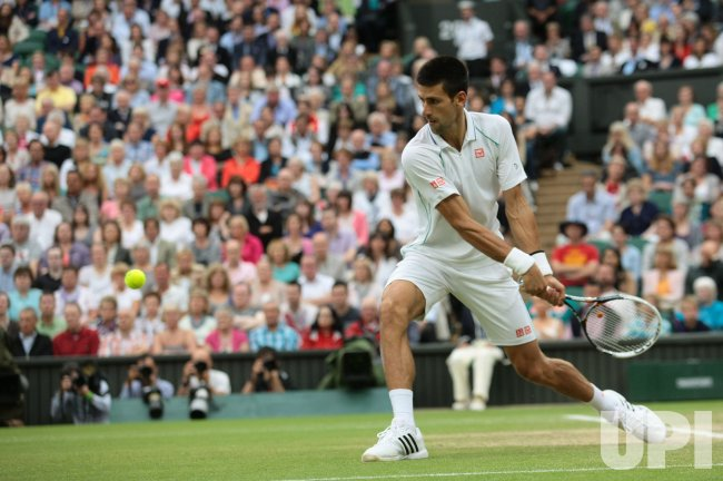 Day Eleven at Wimbledon Tennis Championships in London
