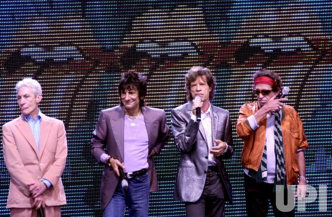 The Rolling Stones announce their World Tour Concert
