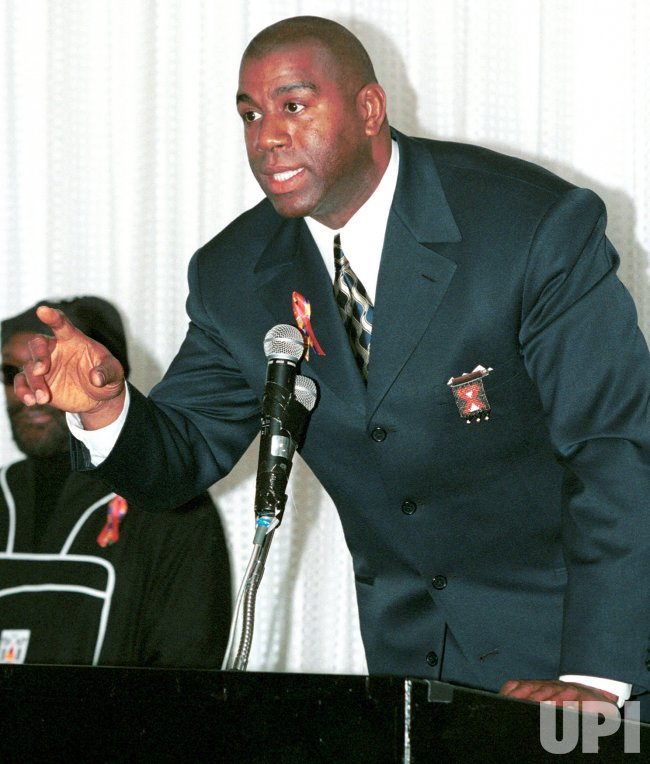 "Ervin ""Magic"" Johnson"