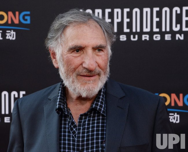 """Judd Hirsch attends the """"Independence Day: Resurgence"""" premiere in Los Angeles"""