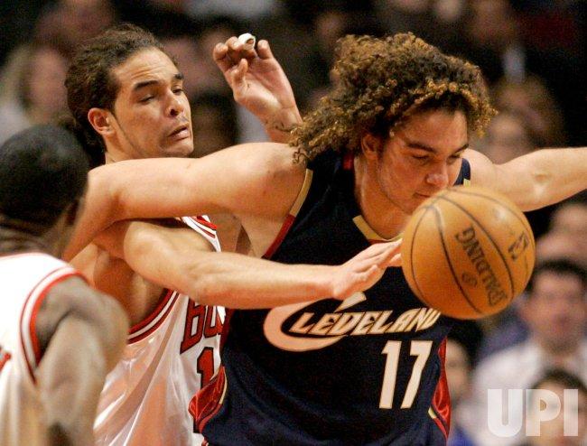 NBA Cleveland Cavaliers vs Chicago Bulls