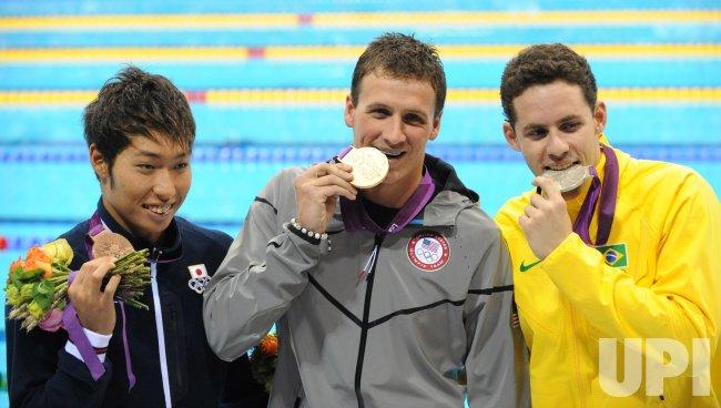 Men's 400M Individual Medley Swimming Final