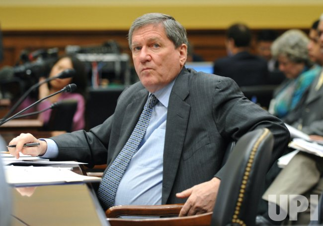 Ambassador Richard Holbrooke testifies in Washington