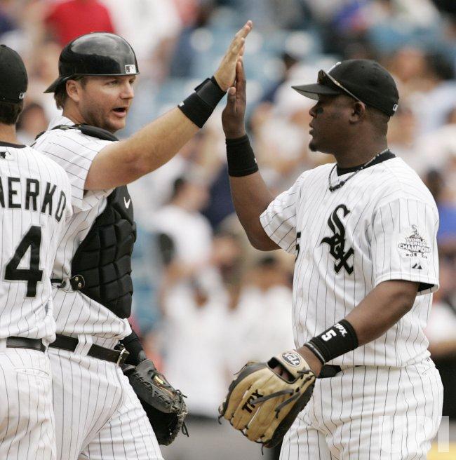 MLB MINNESOTA TWINS VS CHICAGO WHITE SOX
