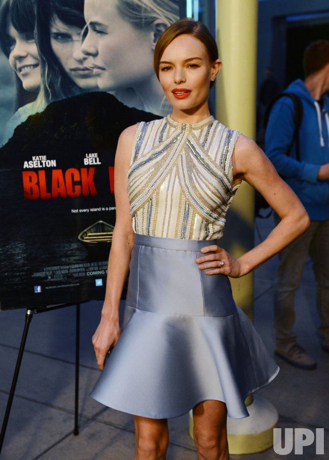 "Kate Bosworth attends the ""Black Rock"" premiere in Los Angeles"