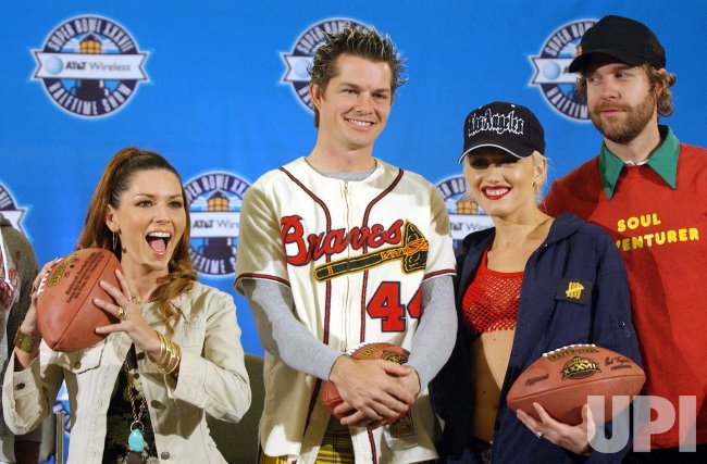 Shania Twain, No Doubt will perform at Super Bowl XXXVII