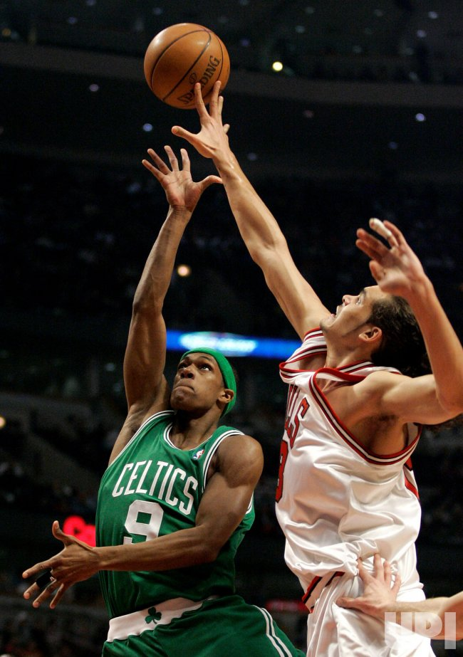 NBA Boston Celtics vs Chicago Bulls