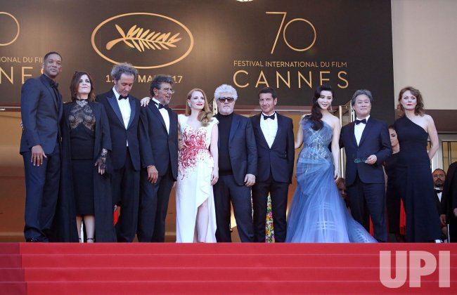 Members of the Jury attends the Cannes Film Festival