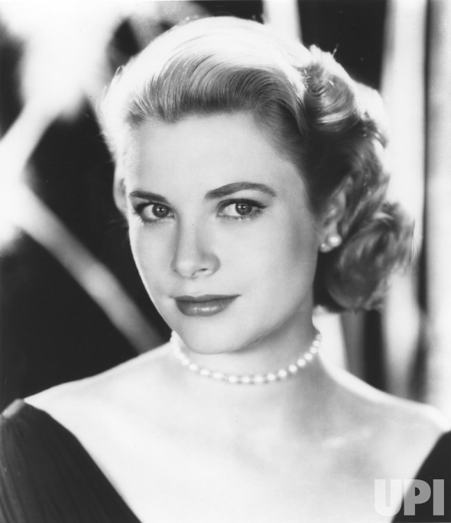 The Princess of Monaco, Grace Kelly, in 1954