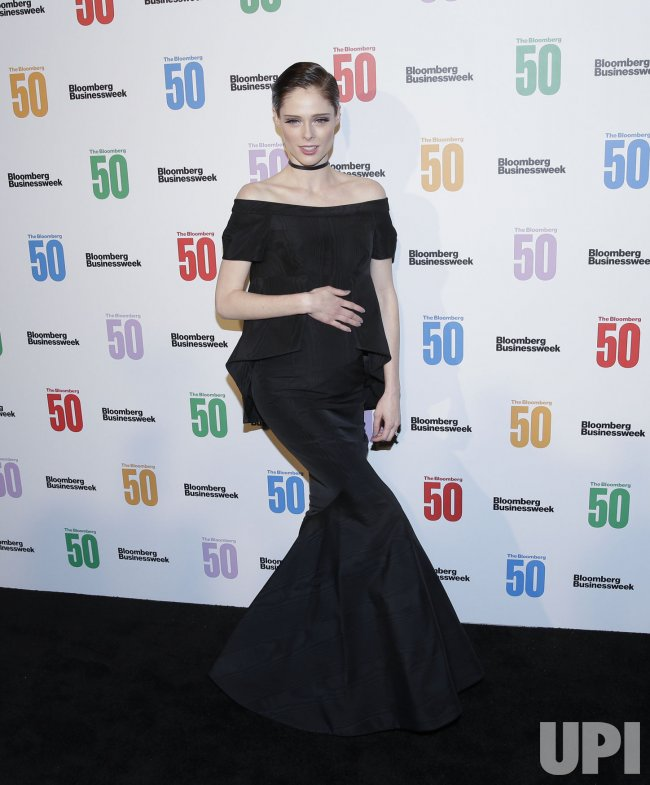 Coco Rocha at 'The Bloomberg 50