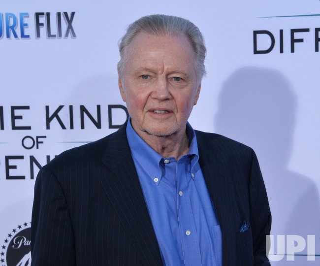 """Jon Voight attends the """"Same Kind of Different as Me"""" premiere in Los Angeles"""