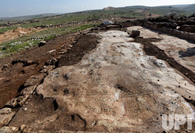 Byzantine Monastery Unearthed In Rosh Ha-Ayin