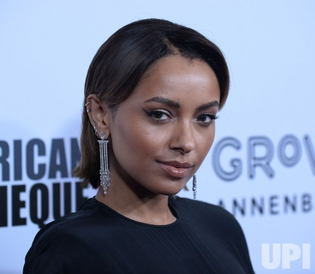 Kat Graham attends the 31st annual American Cinematheque Awards gala in Beverly hills