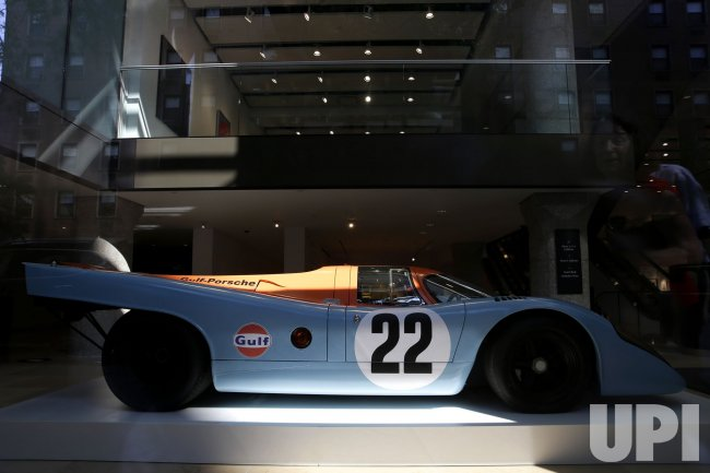 RM Sotheby's Monterey Auction Highlights on Display at Sotheby's