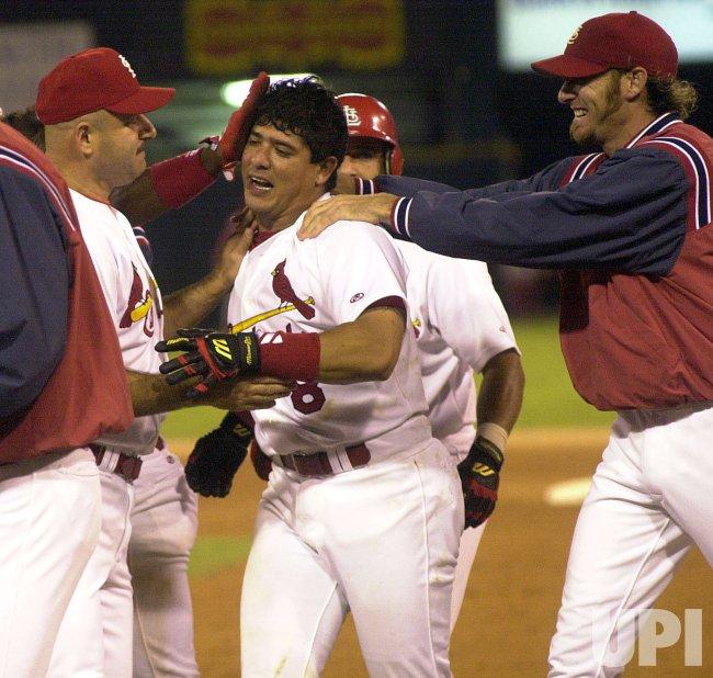 St. Louis Cardinals vs Philadelphia Phillies baseball