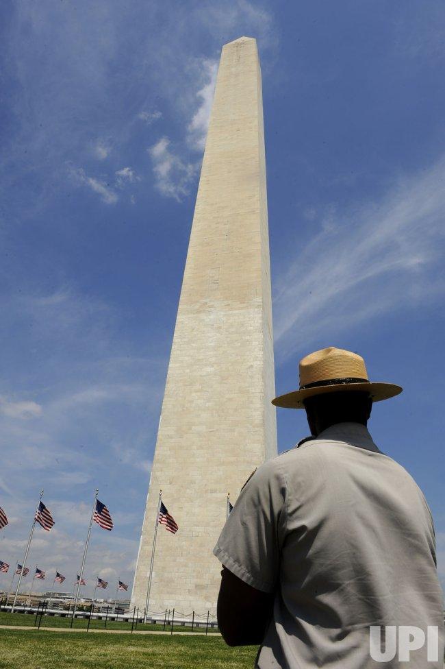Earthquake closes Washington Monument in Washington