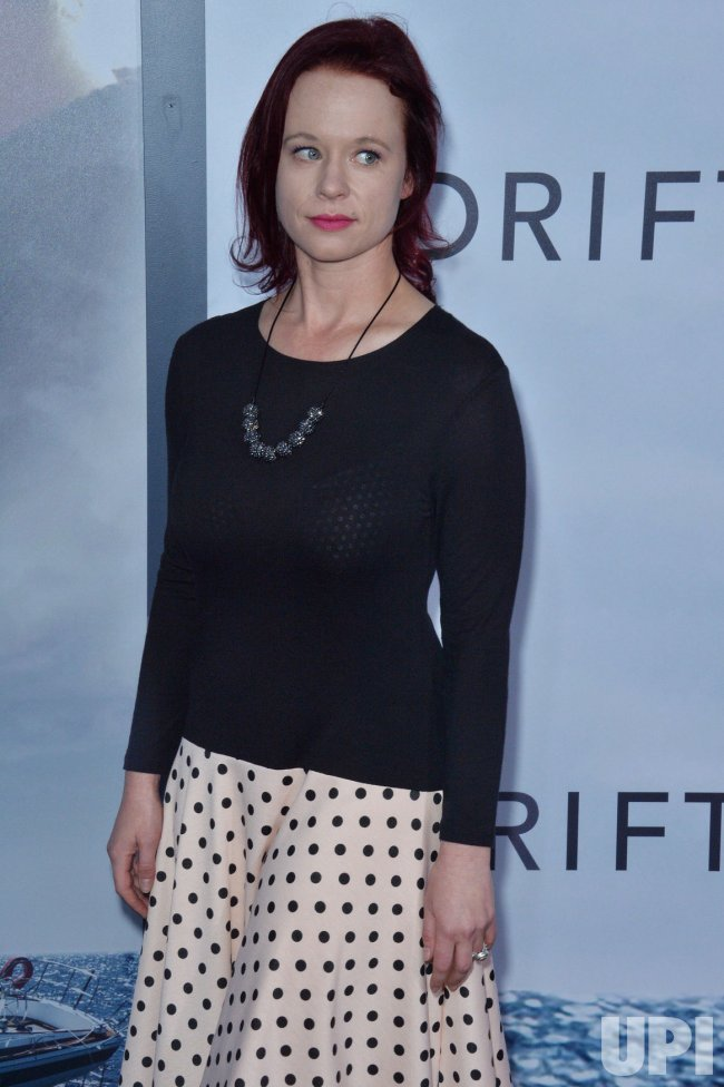 """Thora Birch attends the """"Adrift"""" premiere in Los Angeles"""