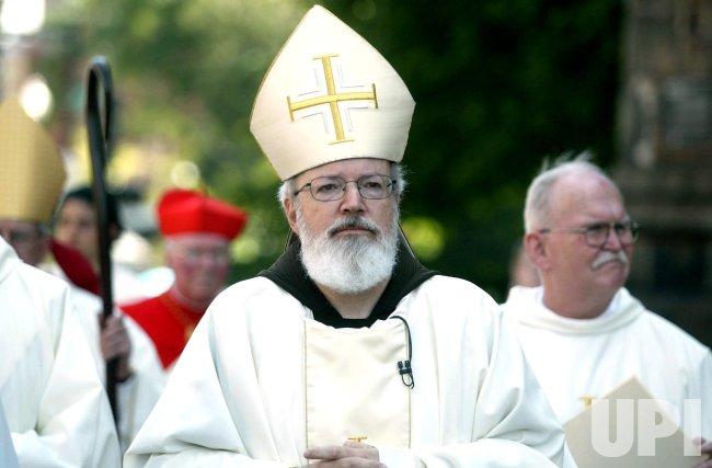 Sean O'Malley Installed As Boston Archbishop