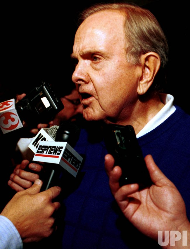 Buffalo Bills owner Ralph Wilson