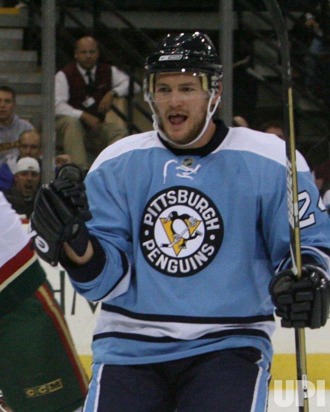 Philadelphia Flyers vs Minnesota Wild