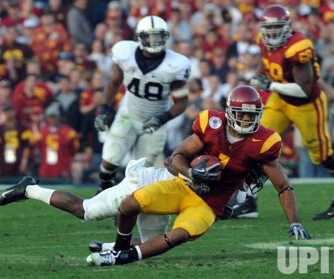 USC vs Penn State at 95th Rose Bowl Game in Pasadena, California
