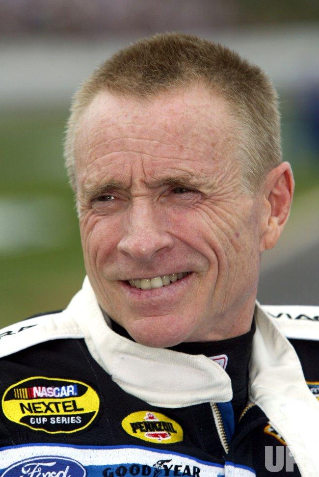 MARK MARTIN AT COCA-COLA 600 NASCAR RACE