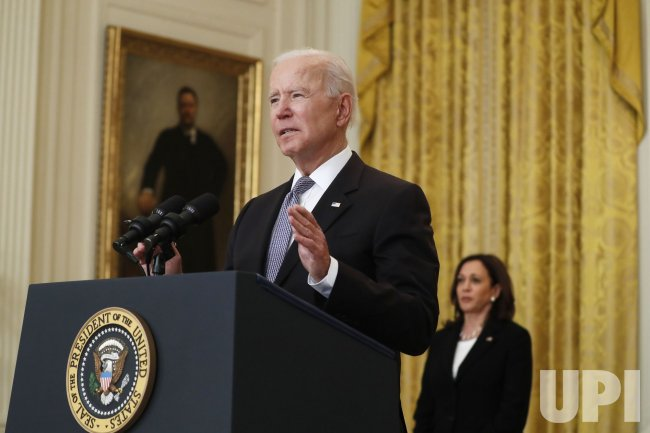 Biden delivers Remarks on the COVID-19 Response and Vaccination Progress