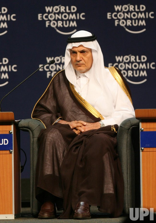 SECOND DAY OF THE WORLD ECONOMIC FORUM