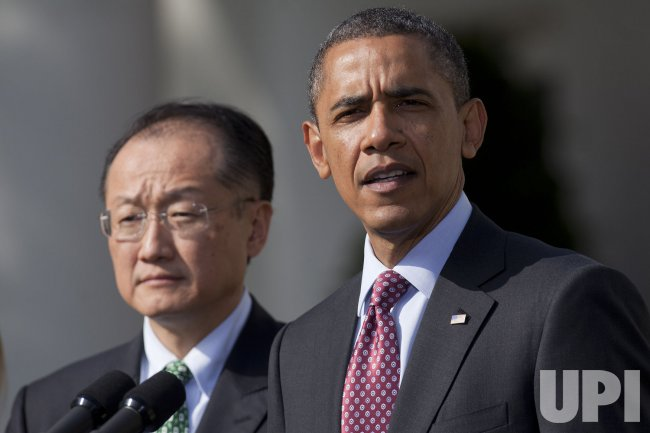 Obama nominates Dartmouth College's Jim Yong Kim as World Bank head