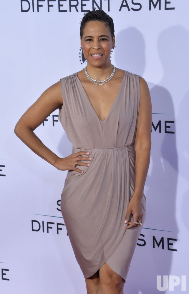 "Daphne Wayans attends the ""Same Kind of Different as Me"" premiere in Los Angeles"