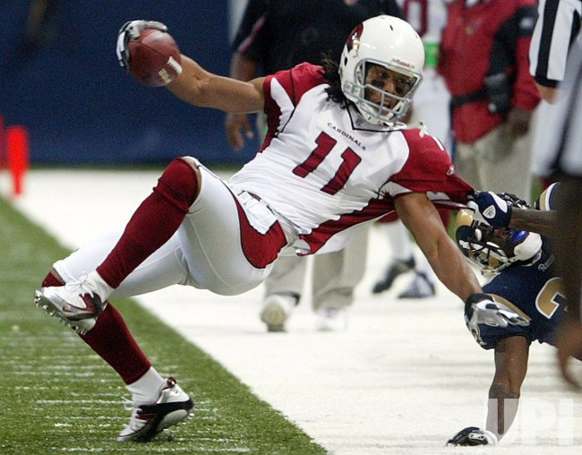 ARIZONA CARDINALS VS ST. LOUIS RAMS FOOTBALL