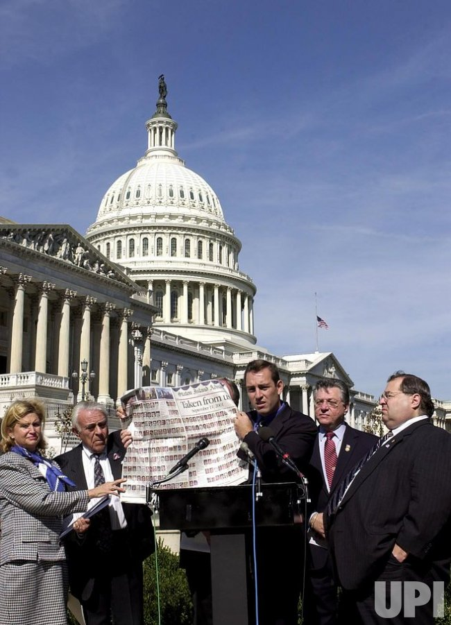 Rep. Fossella Sponsors Bill to Make September 11 a Day of Remeberance