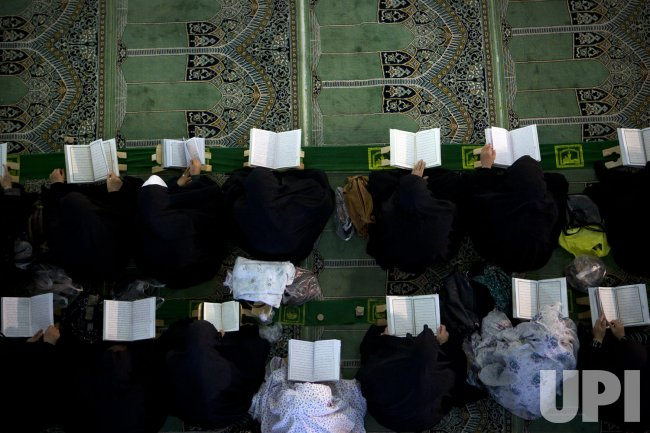Ramadan Observed in Iran