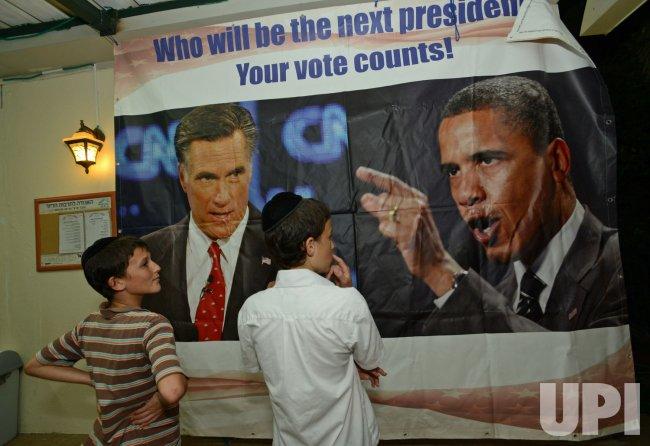 American Israelis Vote In US Election