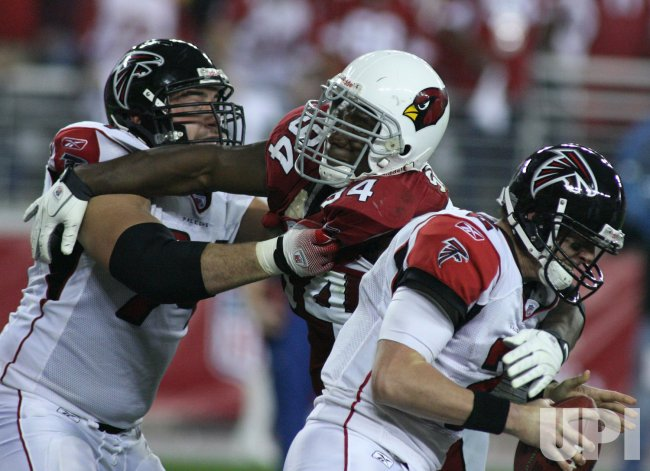 NFL NFC Wild Card Game Atlanta Falcons at Arizona Cardinals