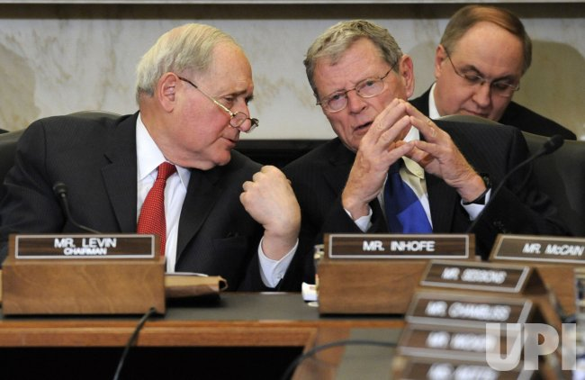 Senate Armed Services Committee meets to vote on Hagel nomination as secretary of defense